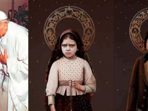 Nowenna do Matki Bożej Fatimskiej, świętych Pastuszków i św. Jana Pawła II – środa godz. 18:00