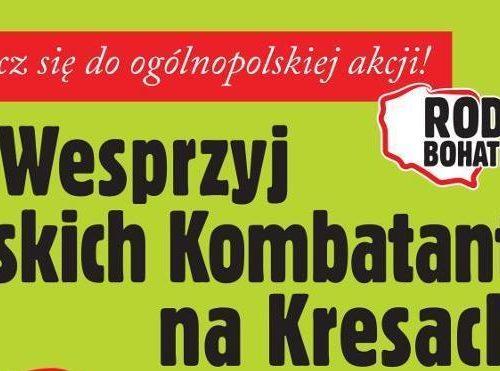 Rodacy Bohaterom – Paczka dla Polskiego Kombatanta na Kresach – Wielkanoc 2019