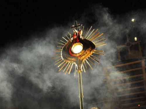 Adoracja w Ciemnicy do godz. 22