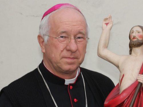 Życzenia Biskupa Łowickiego na Wielkanoc 2020