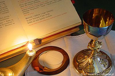 Liturgia Wieczerzy Pańskiej o godz. 19:00