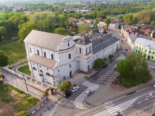Półkolonie w parafii pw. Niepokalanego Poczęcia NMP i możliwość zwiedzania muzeum oraz krypt