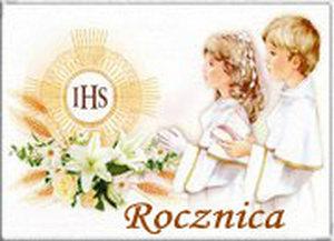 Rocznica Komunii Świętej