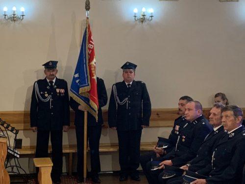 Msza Św. w intencji strażaków z OSP Konopnica