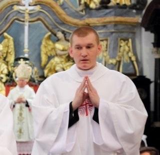 Witamy nowego księdza Wikariusza