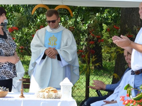 Msza Św. odpustowo – dożynkowa w Żydomicach (zdjęcia)
