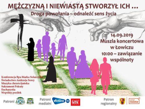 III Diecezjalne Spotkanie Młodzieży Diecezji Łowickiej 14.09.2019