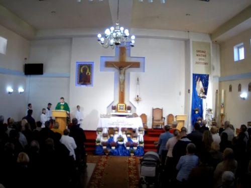 Porządek mszy św. w Uroczystość Wszystkich Świętych