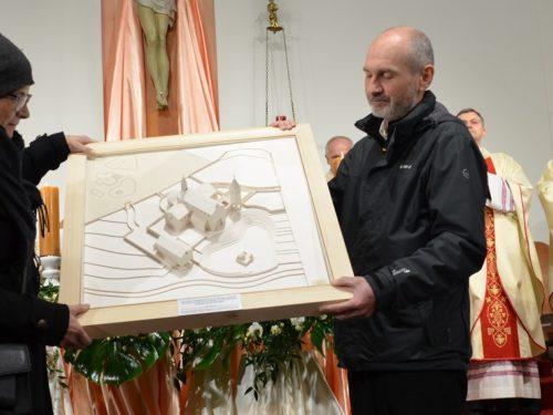 Architekci zaprezentowali makietę naszego kościoła (zdjęcia)