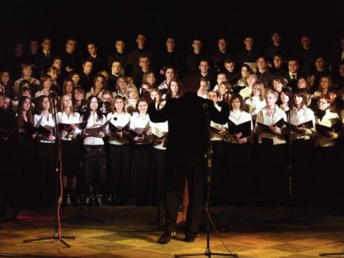 Dziś Koncert Kolędw wykonaniu młodzieży z chóru Mistrel