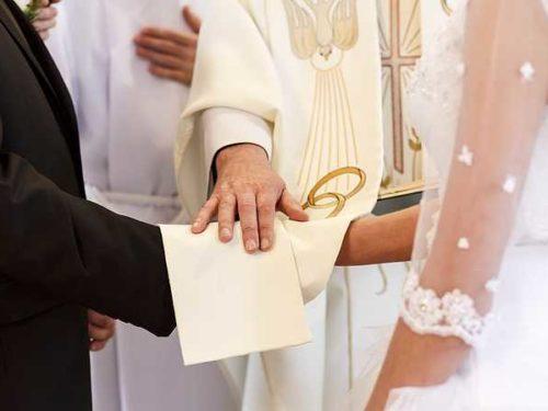 Odnowienie przyrzeczeń małżeńskich w niedzielę Świętej Rodziny