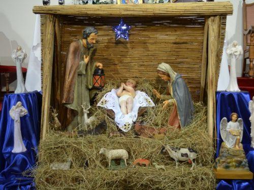 Życzenia na Boże Narodzenie dla całej wspólnoty parafialnej