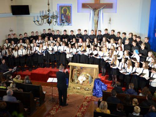 """Chór """"Minstrel"""" z Płocka zaśpiewał w naszej kaplicy parafialnej (zdjęcia)"""