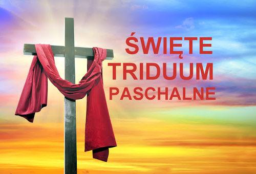 Święte Triduum Paschalne w naszej parafii