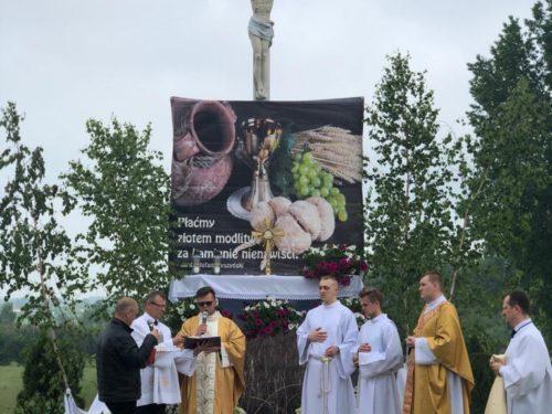 Boże Ciało w naszej parafii [zdjęcia]