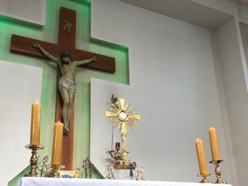 Zakończenie oktawy Bożego Ciała w naszej parafii i zaproszenie od oo. Pasjonistów