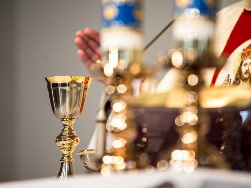 Porządek mszy św. w naszej kaplicy 1 listopada