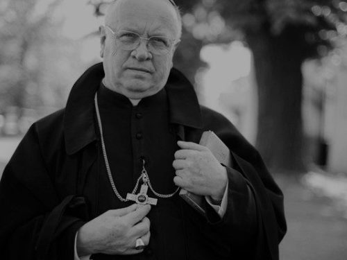 Pogrzeb J.E. śp. Ks. Bp. Józefa Zawitkowskiego