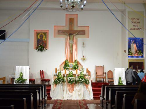 Dni Eucharystyczne w naszej parafii