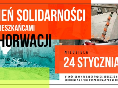 """""""Dzień solidarności z Chorwacją"""" (24.01)"""
