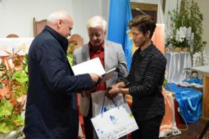 Spotkanie z prof. Markiem Wosińskim i Bipinem Panday z Nepalu